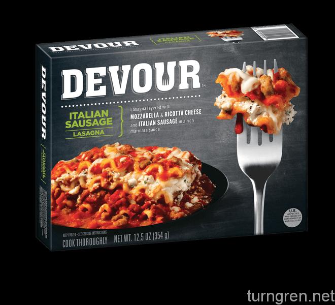Devour Frozen Food Review